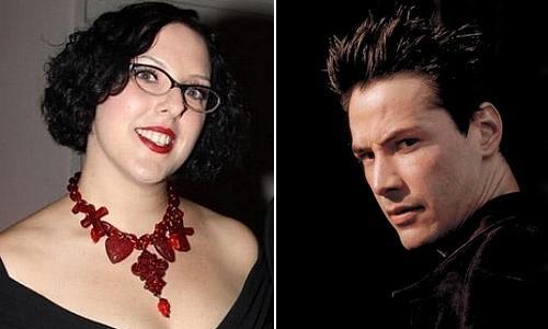 Keanu Reeves 45 años y su hermana Karina de 43.